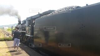 屋外,機関車,鉄道,SL,車両