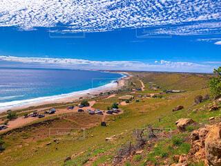 丘から見る景色。の写真・画像素材[4944008]