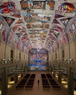 建物,屋内,アート,絵画,教会,壁画