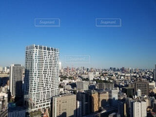 空,建物,屋外,タワー,都会,高層ビル,ダウンタウン