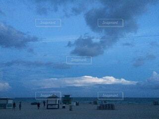 自然,風景,空,屋外,ビーチ,雲,水面