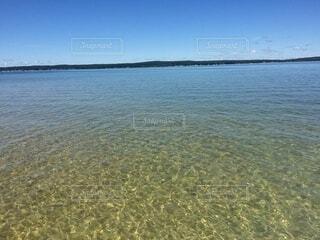 自然,風景,海,空,屋外,湖,ビーチ,水面
