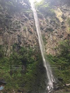 滝の写真・画像素材[4922459]