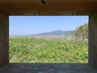 自然,風景,空,建物,花,山,木目,草木