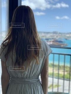 さぁ!海への写真・画像素材[4925914]