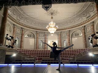海外,ヨーロッパ,バレエ,バレリーナ,人物,人,ダンス,ダンサー,ロシア,劇場,エルミタージュ,バレエダンサー,アラベスク,サンクトペテルブルグ