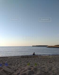 自然,海,空,屋外,湖,ビーチ,水面,海岸