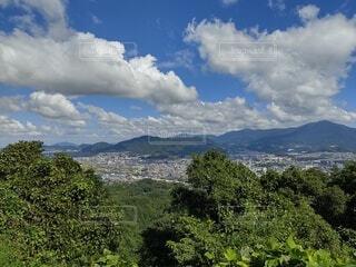 自然,風景,空,屋外,雲,山,樹木,くもり