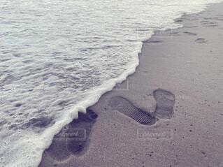 自然,海,屋外,砂,ビーチ,水面