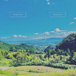 自然,風景,空,屋外,雲,山,草,樹木,草木
