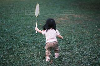 子ども,屋外,草,人物,幼児,遊び場,アスレチック