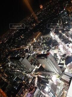 建物,都会,高層ビル,空中