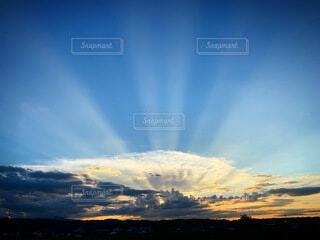 自然,風景,海,空,秋,太陽,雲,綺麗,青空,夕暮れ,景色,大自然,朝焼け,可愛い,秋晴れ