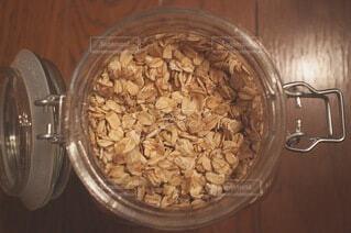 麦,オシャレ,ご飯,朝ごはん,メイソンジャー,夜ご飯,昼ごはん,おしゃれ,オートミール