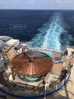 海,船,旅行,豪華客船