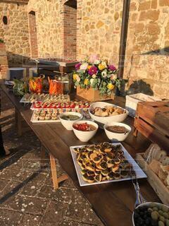 食べ物,食事,ファストフード,#italia #wedding #party #traditional