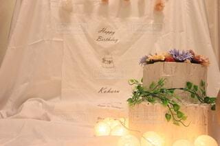 花,屋内,花瓶,バラ,薔薇,誕生日,おうちフォト