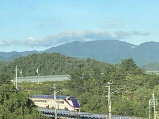 屋外,電車,山,旅行,鉄道,山形県