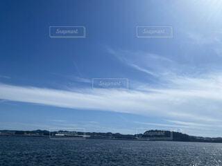 自然,風景,海,空,雲,波,水面,海岸,岬,日中