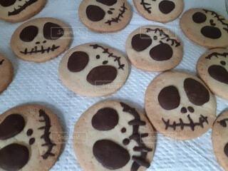 食べ物,デザート,お菓子,ハロウィン,クッキー,手作り