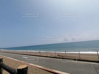 自然,海,空,屋外,ビーチ,雲,水面,海岸