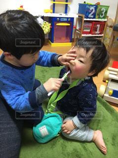 子どもの写真・画像素材[387365]