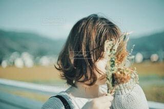 花束を君にの写真・画像素材[4931575]