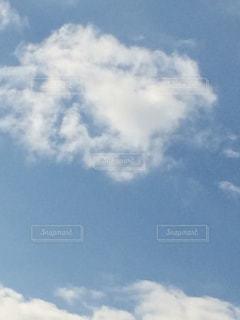 アウトドア,空,自撮り,雲,散歩,ハート,オリジナル