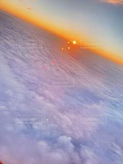 雲海の写真・画像素材[4939252]