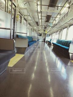 近くに鉄道駅のの写真・画像素材[1249388]