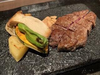 食べ物,野菜,肉,料理,おいしい,ステーキ
