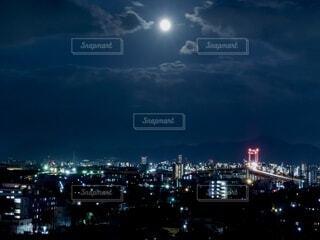名月の写真・画像素材[4934596]