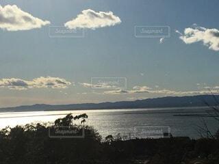 穏やかな海の写真・画像素材[4946635]