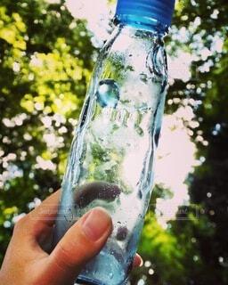 自然,夏,手持ち,夏休み,懐かしい,ラムネ