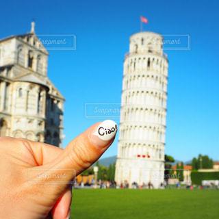 ピサの斜塔の写真・画像素材[792787]
