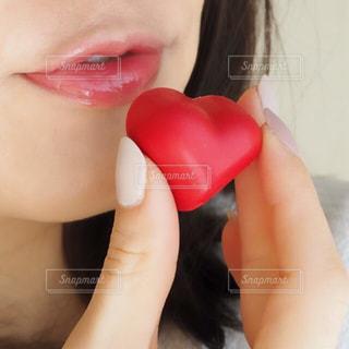 彼女の歯を磨く女性の写真・画像素材[852645]
