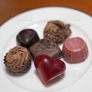 チョコレートの写真・画像素材[2938655]
