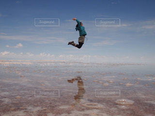 JUMPの写真・画像素材[2987550]