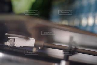 近くのデバイスのアップの写真・画像素材[821936]