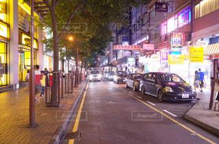 風景,夏,海外,街,中国,香港