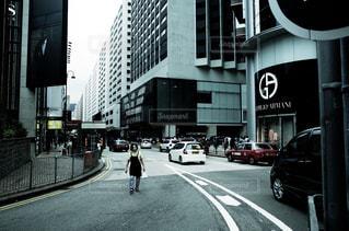 風景,建物,夏,乗り物,海外,街,中国,香港