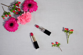 異なる色の花のグループの写真・画像素材[785850]