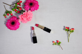 異なる色の花のグループの写真・画像素材[843310]