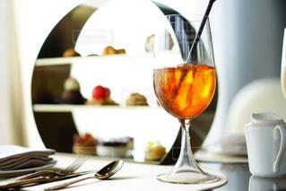近くにワインのガラスの - No.928724