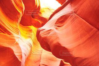 峡谷のぼやけた画像の写真・画像素材[1025297]