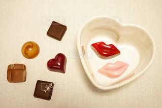 ハート,チョコレート,バレンタイン