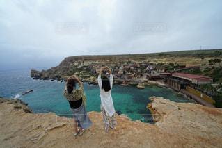 風景,海,海外,ヨーロッパ,景色,観光,旅行,5月,海外旅行,村,マルタ島,マルタ,Malta,ポパイ村