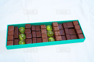 チョコレートの写真・画像素材[4147981]