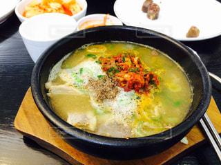スープの写真・画像素材[484345]