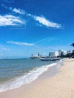 タイのパタヤ ビーチの写真・画像素材[3545524]